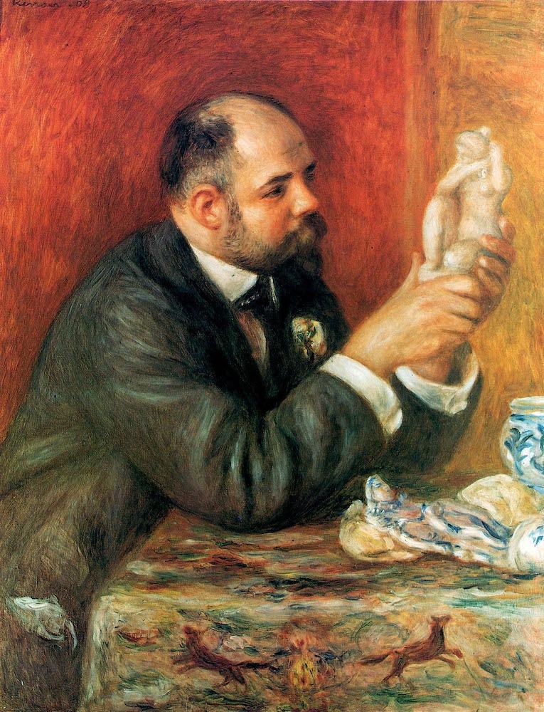 peinture aristide maillol