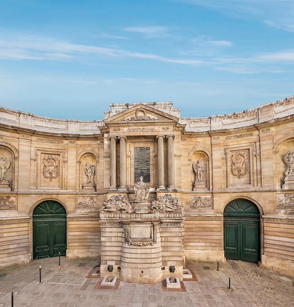 Ici le lieu du Musée Maillol